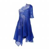 hot sale online d4c4d 9994a Blu elettrico, accostamenti e consigli | DireDonna