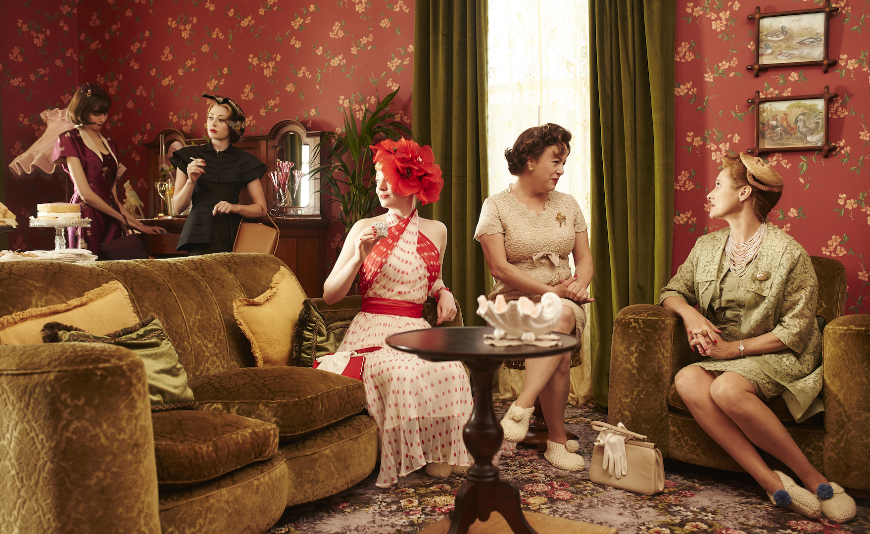 The Dressmaker, le foto del film