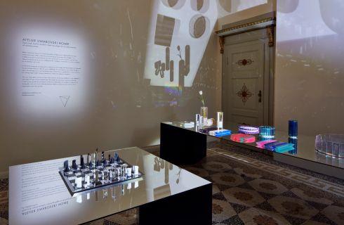 Salone del Mobile 2016: presentata la linea Atelier Swarovski Home