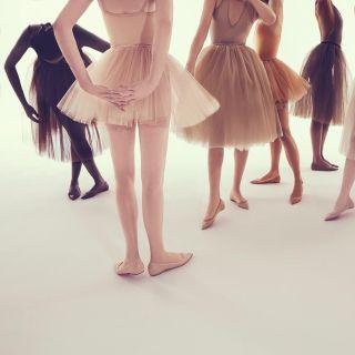 Louboutin: 7 sfumature di ballerine Nude