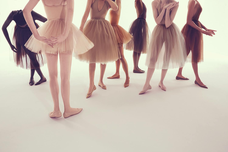 Christian Louboutin, le nuove ballerine della Nude Collection