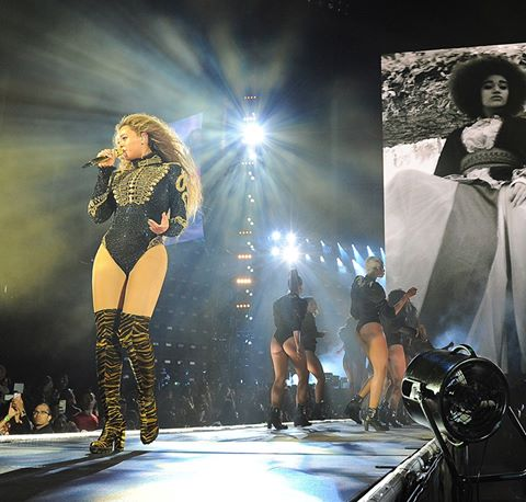 Beyoncé: le immagini del Formation World Tour