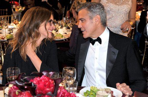 Julia Roberts e George Clooney: un'amicizia a prova di buca