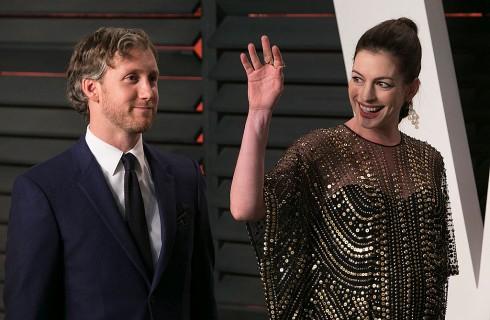 Anne Hathaway è diventata mamma di un maschietto