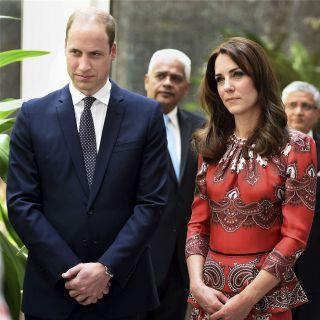 Kate Middleton e Irina Shayk con lo stesso abito McQueen
