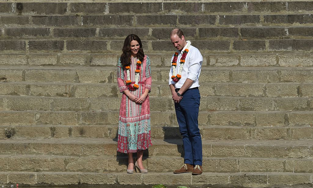Le foto del tour in India di Kate Middleton e il Principe William