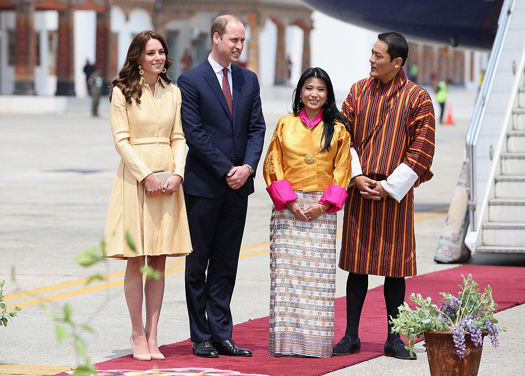 Le foto del tour in India di Kate Middleton e il Principe William