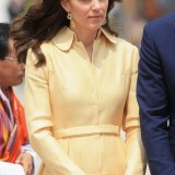 L'arrivo di Kate Middleton in Bhutan
