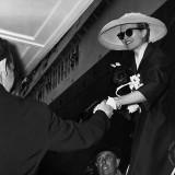 Grace Kelly arriva a Monaco accolta dal Principe Ranieri III