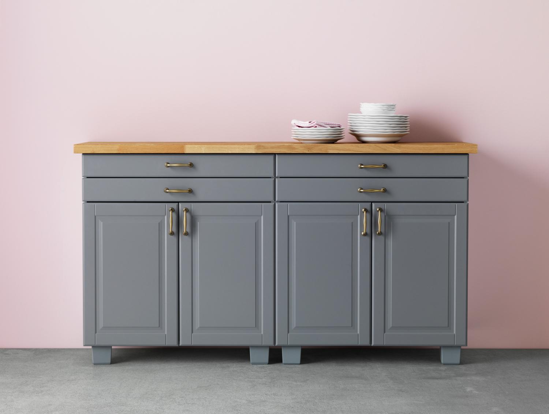Mobili Bassi Cucina Ikea credenze moderne: le più belle per il soggiorno | diredonna