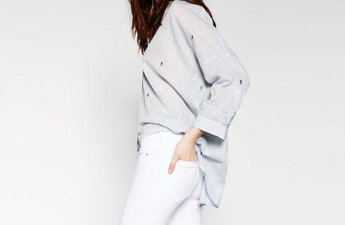 Jeans bianchi: come abbinarli correttamente
