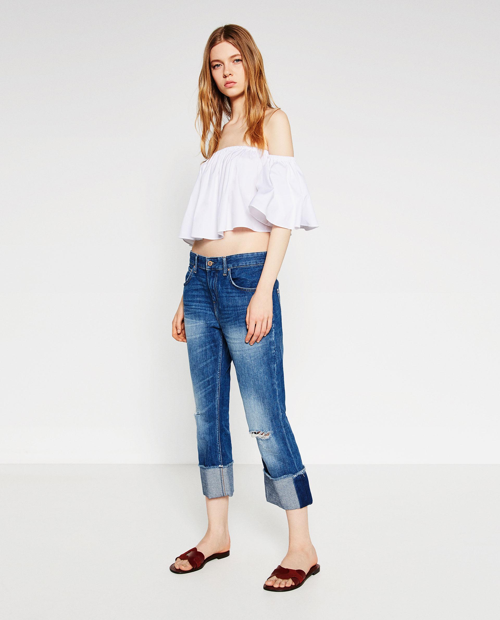 Jeans boyfriend a chi stanno bene? | DireDonna
