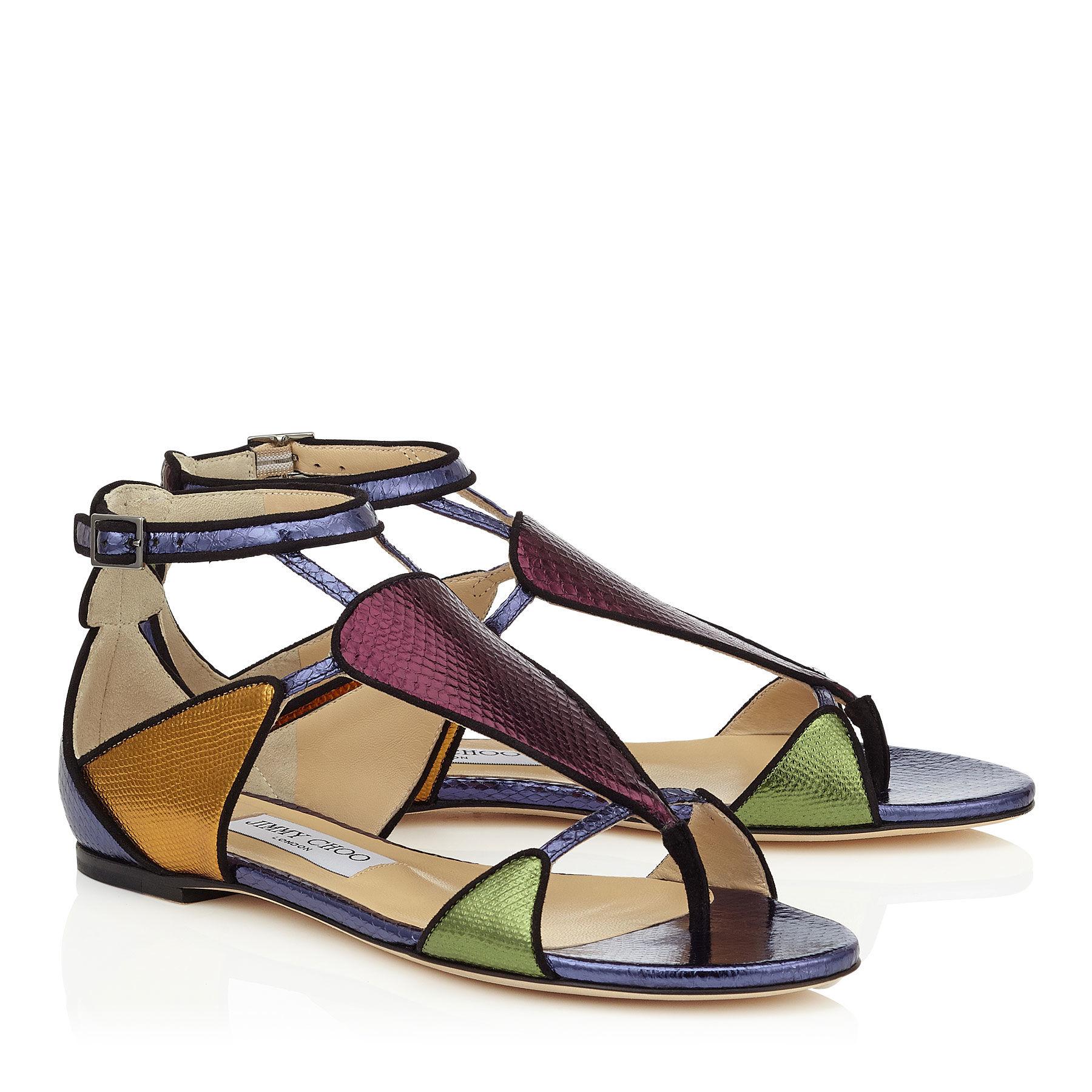 Sandali bassi: i modelli dell'estate 2016