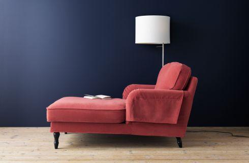 Chaise longue: come inserirla al meglio nel salotto
