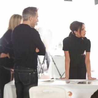 Victoria Beckham lancia la linea di make up per Estée Lauder