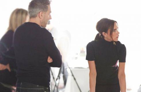 Victoria Beckham realizza una linea di make up per Estée Lauder