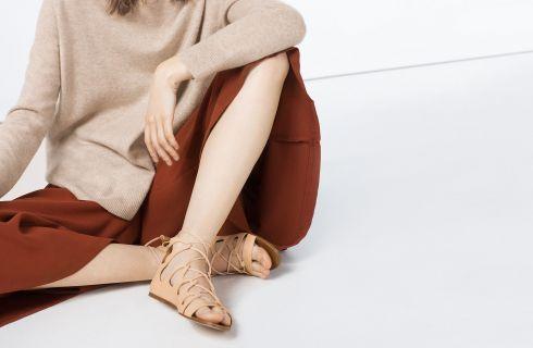 Sandali bassi: i modelli più belli dell'estate 2016