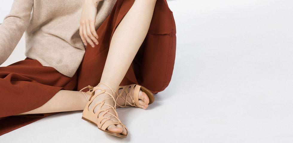 7e408ea5a2260 Sandali bassi  i modelli più belli dell estate 2016 - DireDonna