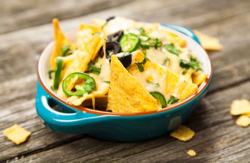 3 ricette vegetariane e vegane con i nachos