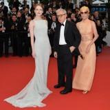 Emma Stone, Parker Posey e Woody Allen