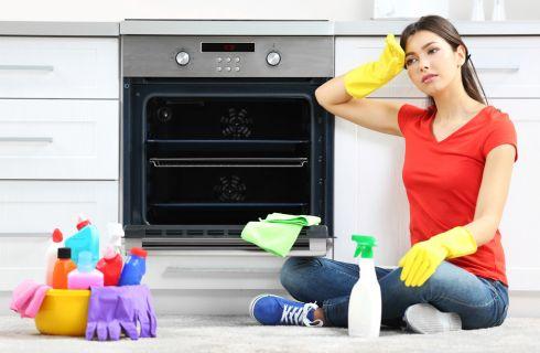 Come pulire il forno: 5 rimedi naturali