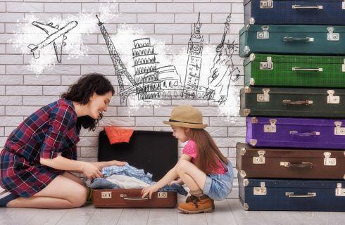 Vacanze con bambini: 7 consigli d'oro per risparmiare