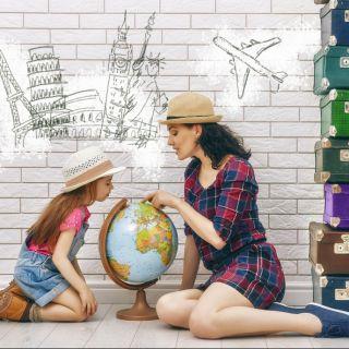 Le mete ideali per le mamme single in vacanza con i bambini