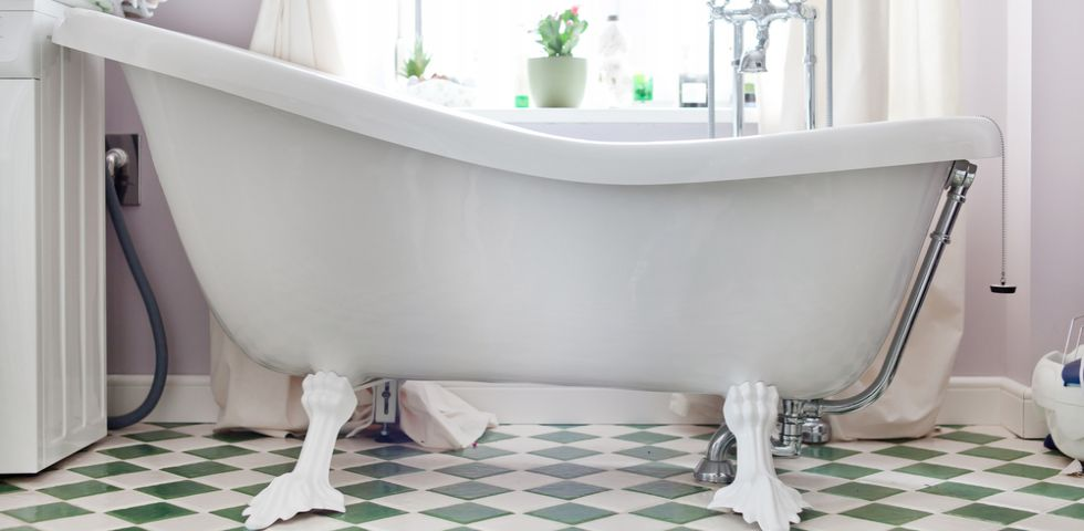 Come abbinare pavimenti e rivestimenti per il bagno | DireDonna