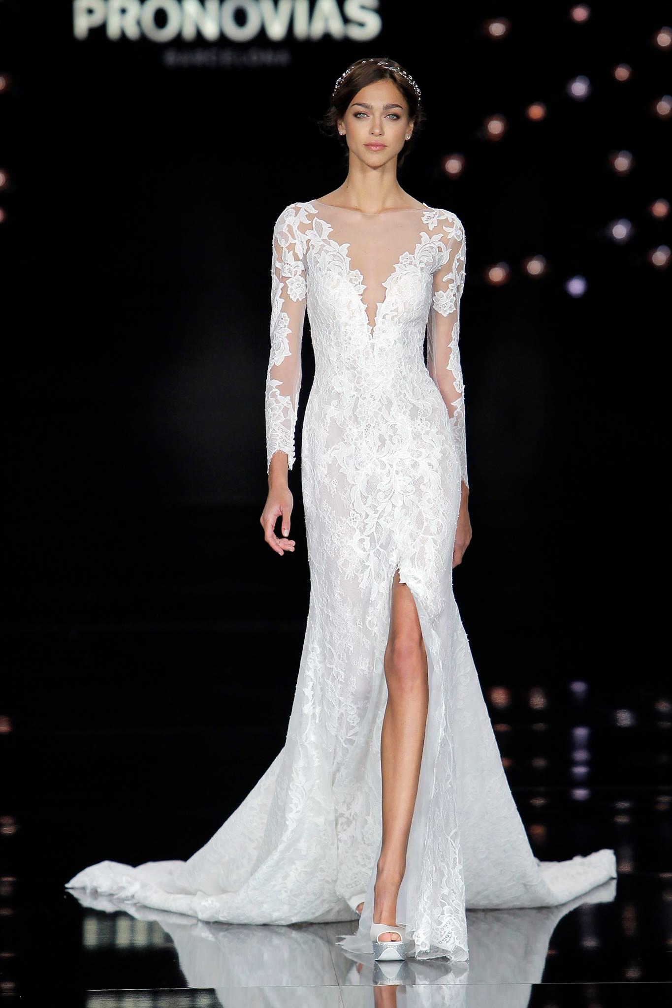 Atelier Pronovias 2017: gli abiti da sposa