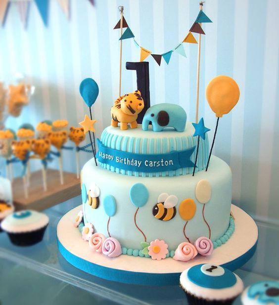 Torte di compleanno per i piccoli di casa