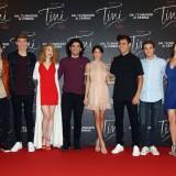 Il cast alla presentazione a Roma (Photo by Ernesto Ruscio for Walt Disney)