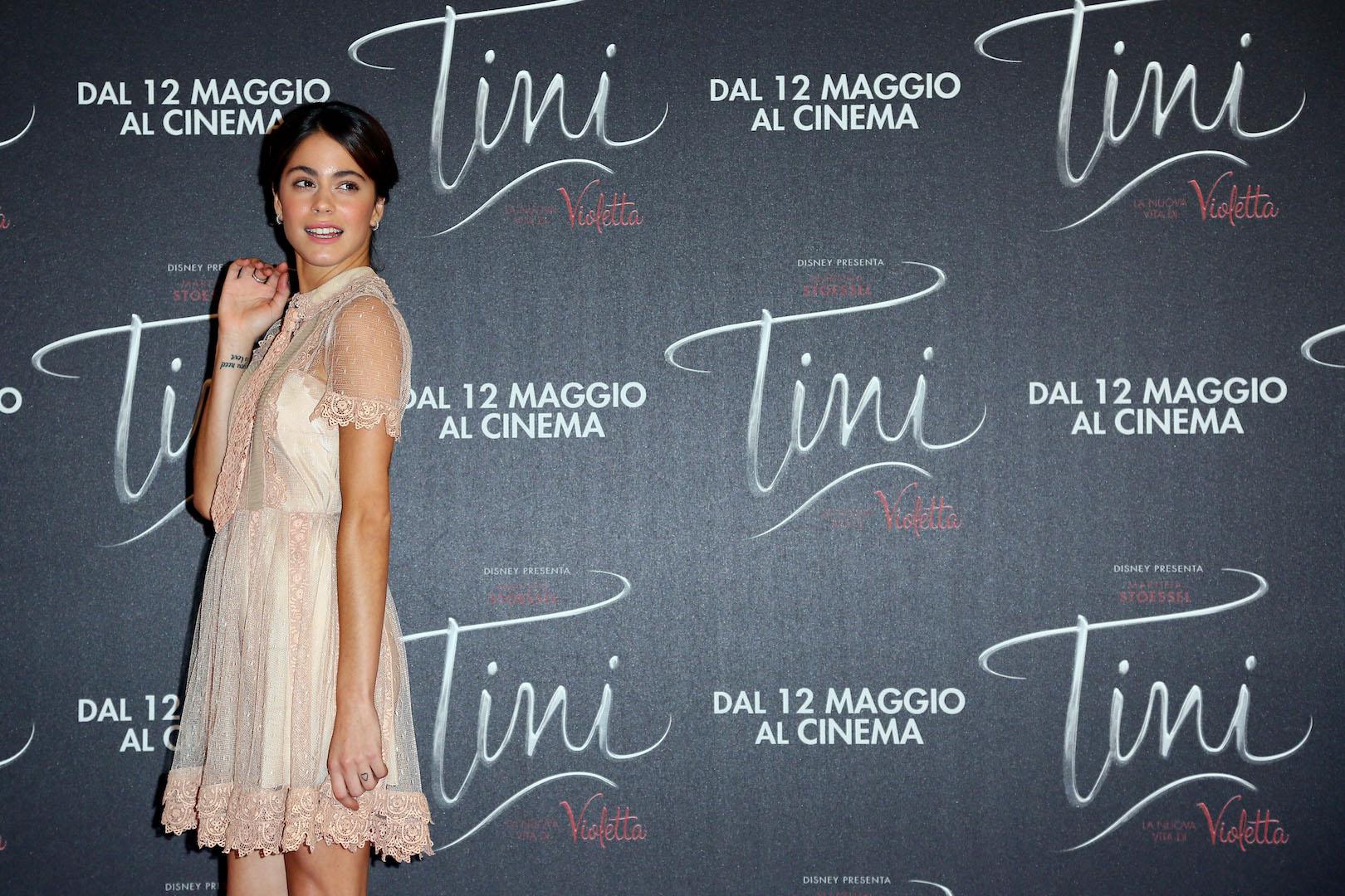 Tini - La nuova vita di Violetta, le foto del red carpet a Roma