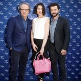 Andrea Della Valle, Anna Foglietta e Vinicio Marchioni