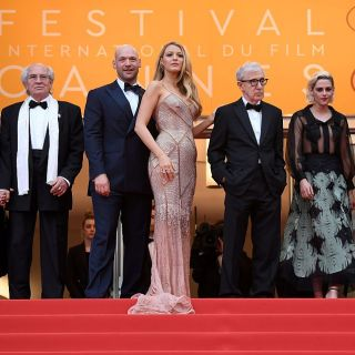 Blake Lively e Kristen Stewart sul red carpet di Cannes