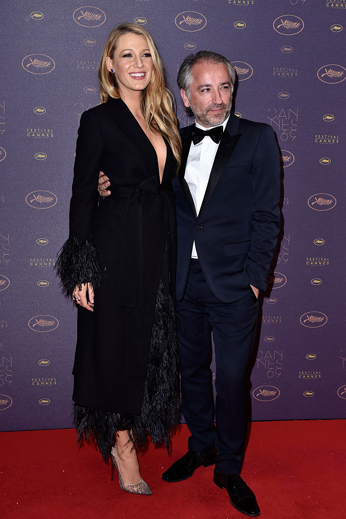 Tutti i look di Blake Lively al Festival di Cannes 2016