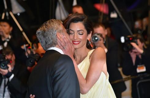 Amal Clooney incinta: rivelato il sesso dei gemelli figli di George Clooney