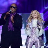 Stevie Wonder e Madonna