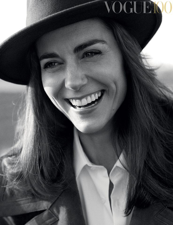 Kate Middleton Vogue