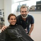 Rafael Nadal e Giuseppe Tessier