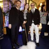Roberto Rimondi, Chiara Francini e Tommaso Aquilano