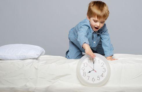 Come convincere il bambino a dormire nel suo letto
