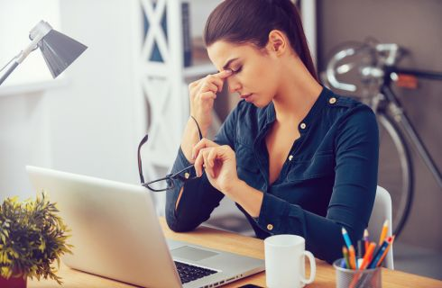 Stress, cortisolo e pancia gonfia