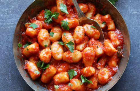 5 idee per primi piatti vegetariani
