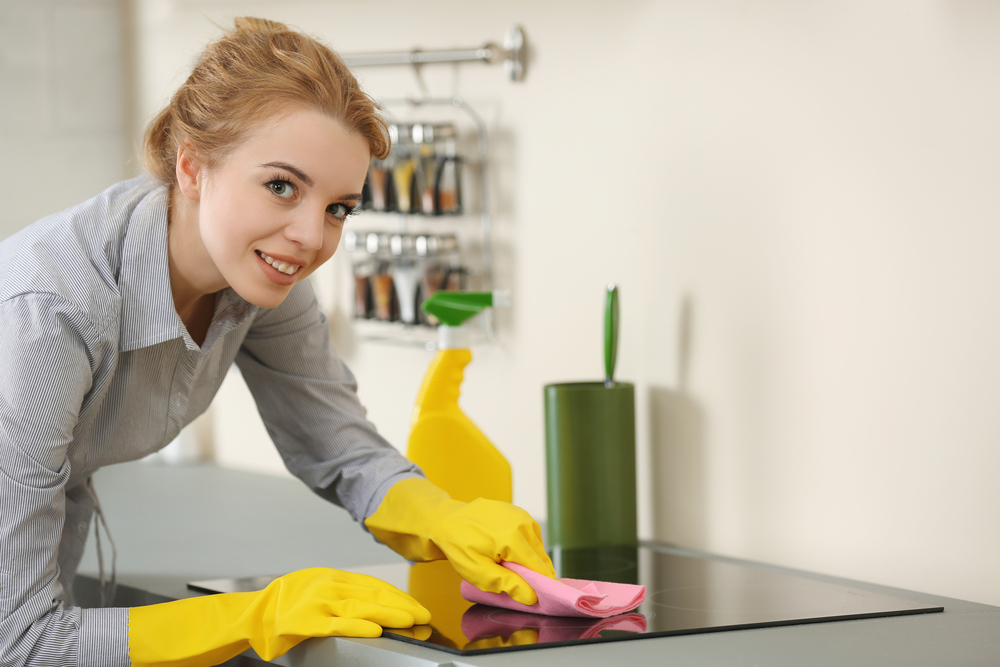 Pulire Piano Cottura : Come pulire il piano cottura i rimedi naturali diredonna