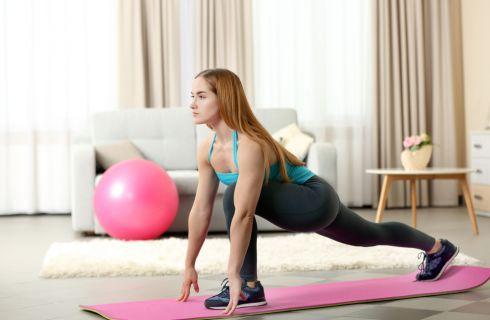 Esercizi per perdere peso sulle cosce? Prova questi