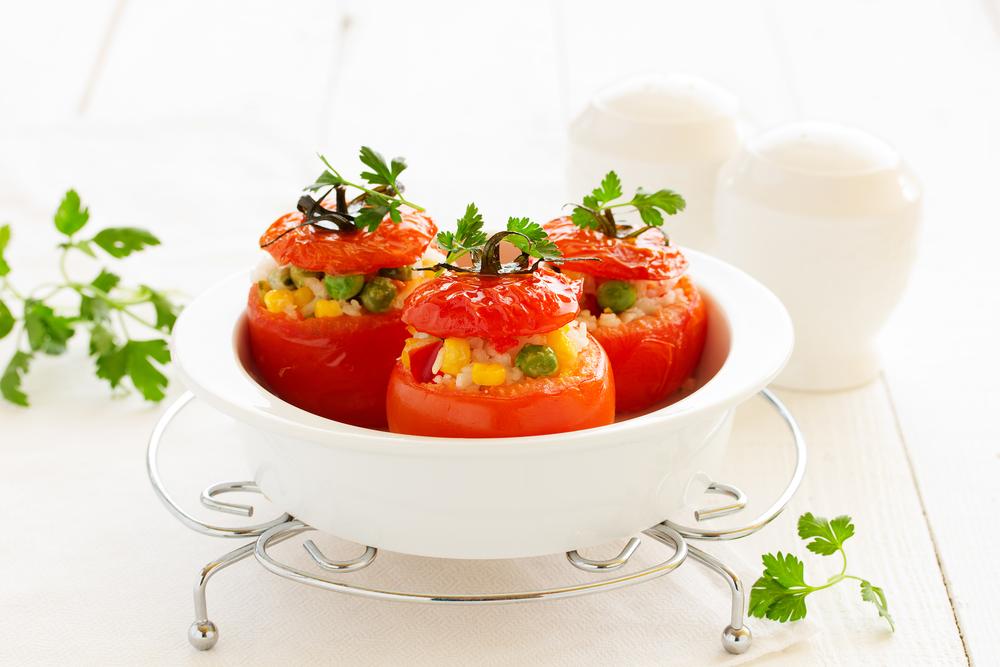 ricette estive facili e veloci: pomodori ripieni