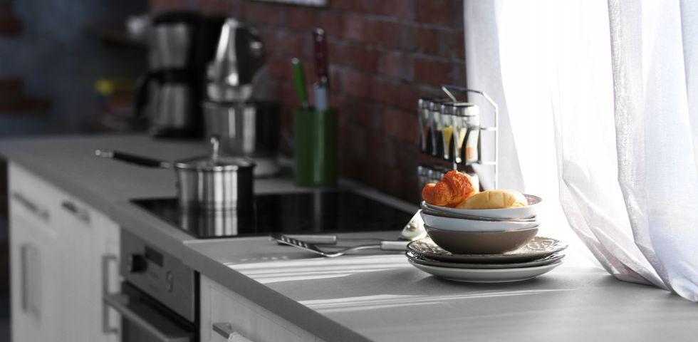 Top cucina: guida alla scelta dei materiali più adatti - DireDonna