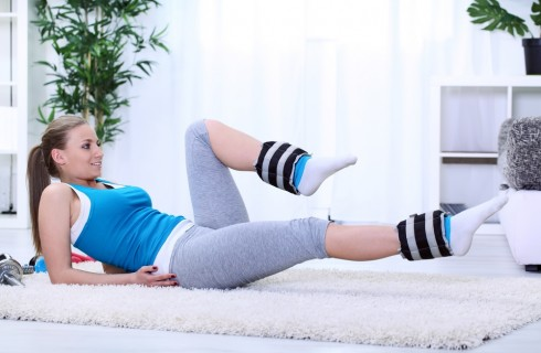 I migliori esercizi con le cavigliere