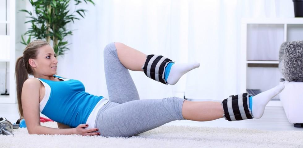 acquista per il meglio modelli di grande varietà a basso costo I migliori esercizi con le cavigliere | DireDonna