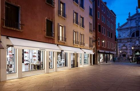 Chanel apre la seconda boutique a Venezia